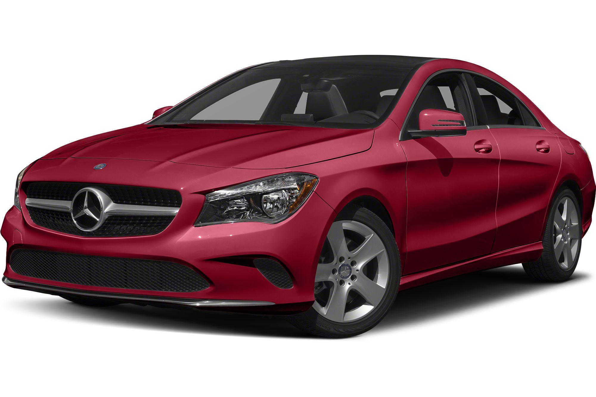 2015-2018 Mercedes-Benz CLA250, Mercedes-AMG CLA45: Recall Alert