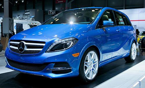 Mercedes Benz Prices 2014 B Class Electric Drive News Cars Com