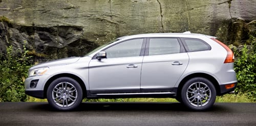 Recall Alert: 474 Volvo Vehicles Over Airbags, Navigation