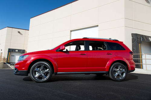 Dodge Journey Crossroad >> 2014 2015 Dodge Journey Crossroad Pros And Cons News