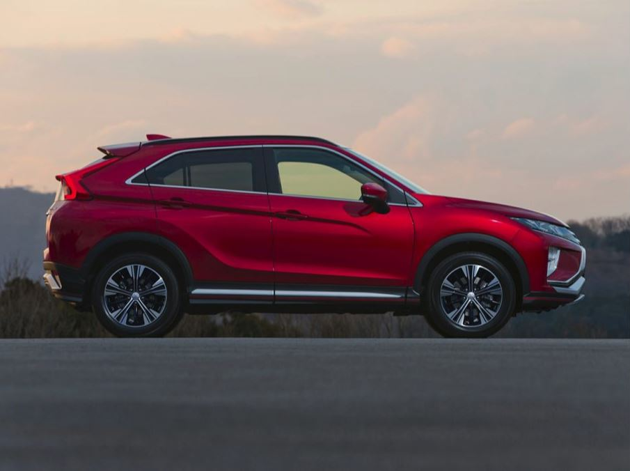 Solid Safety Ratings Make 2019 Mitsubishi Eclipse Cross a Little More Likeable