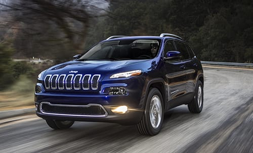Jeep Cherokee Mpg >> It S Official 2014 Jeep Cherokee Gets 31 Mpg News Cars Com