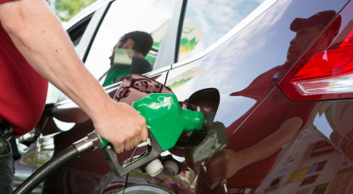 Gas Prices Begin Slow Climb
