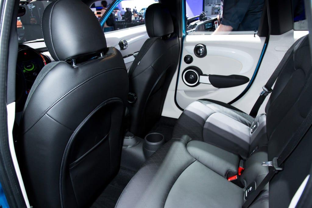 2015 Mini Cooper Hardtop Four Door Up Close News Cars Com