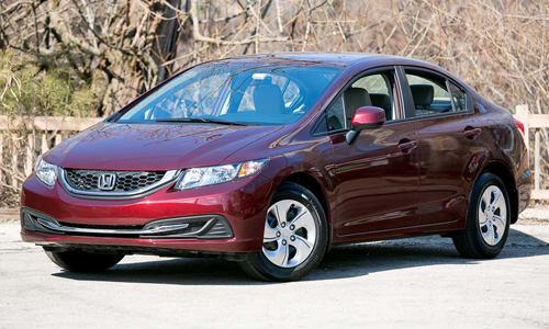 Cars Com Reviews >> Cars Com Reviews The 2013 Honda Civic News Cars Com