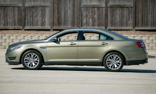 Terrific 2013 Ford Taurus Car Seat Check News Cars Com Machost Co Dining Chair Design Ideas Machostcouk