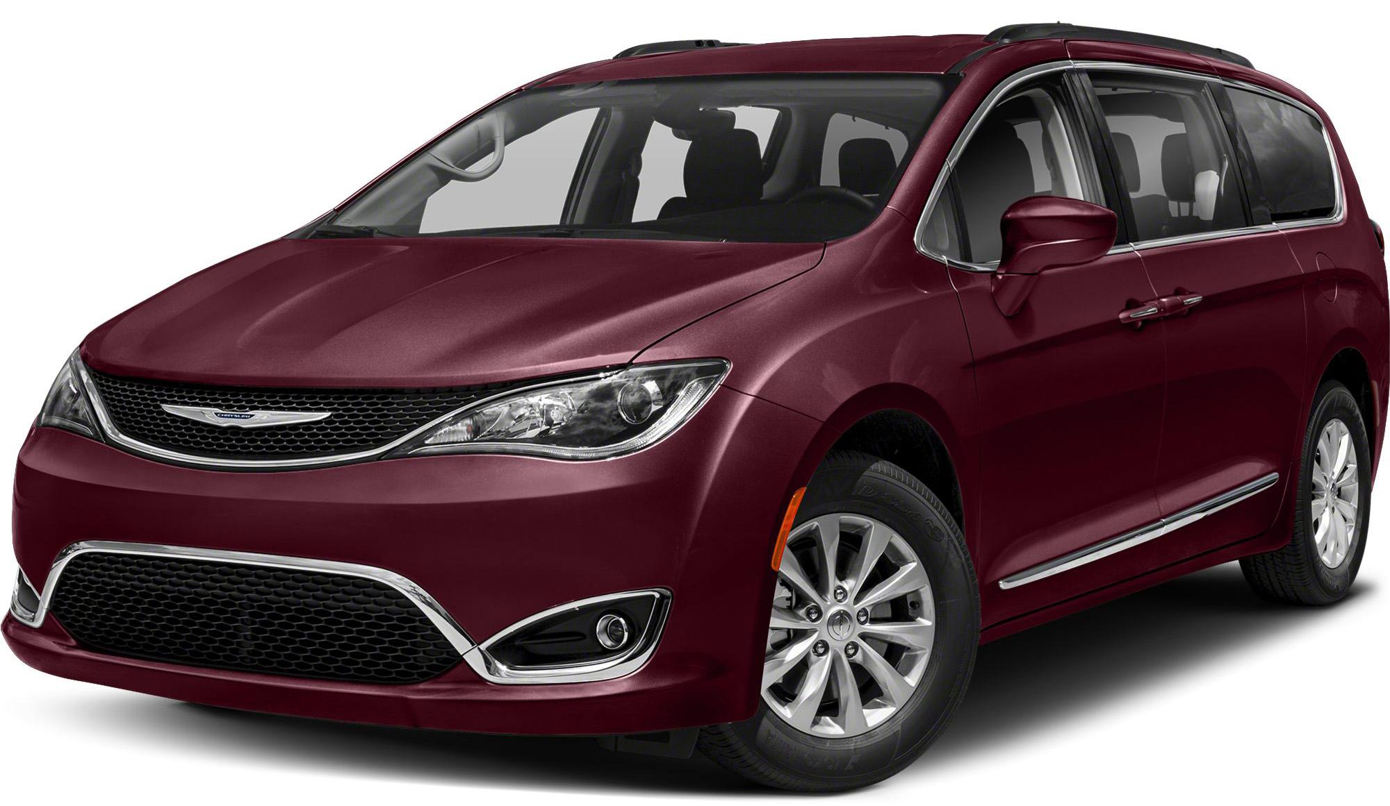 2018-2019 Chrysler Pacifica: Recall Alert
