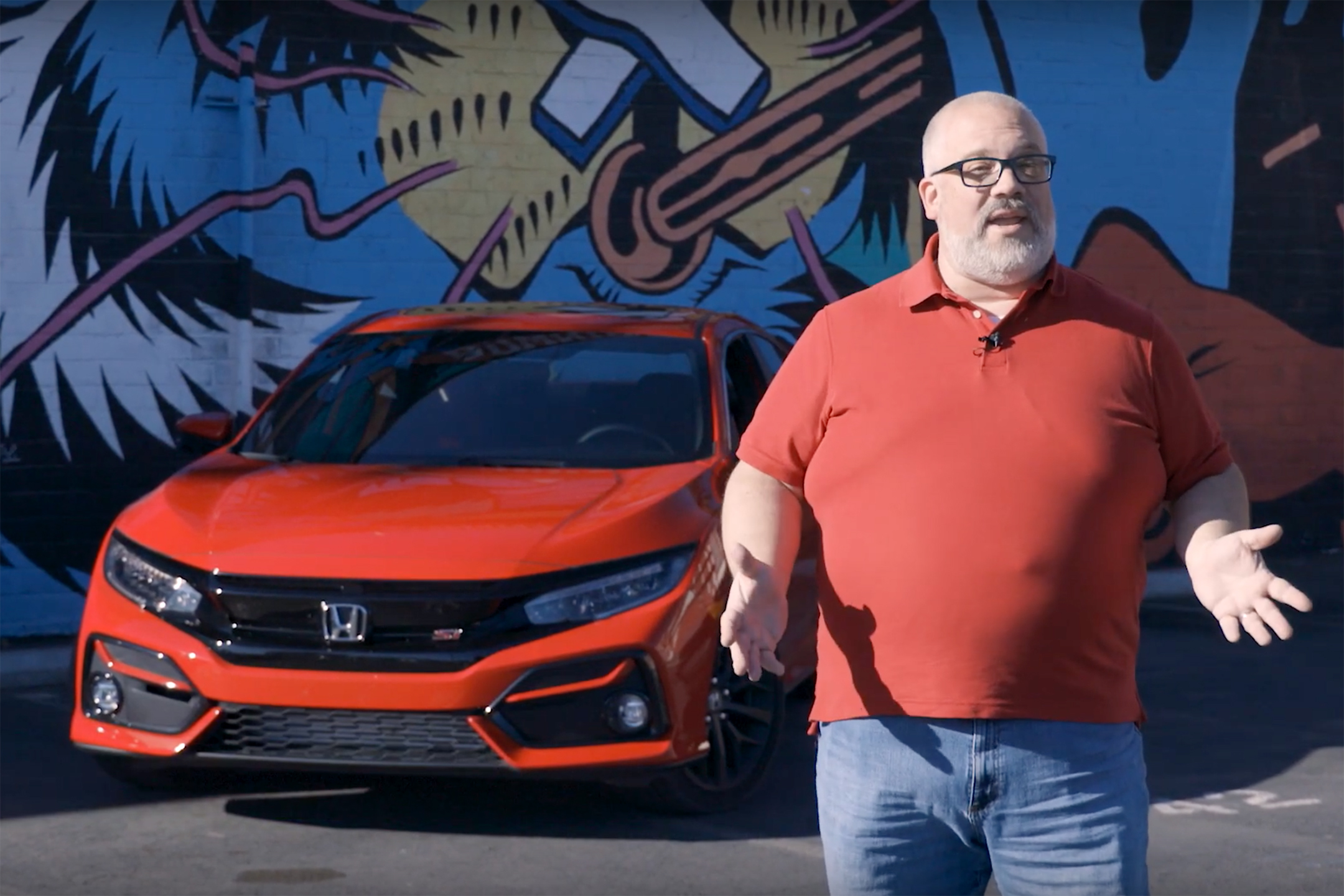 2020 Honda Civic Si Video: The Goldilocks of the Lineup