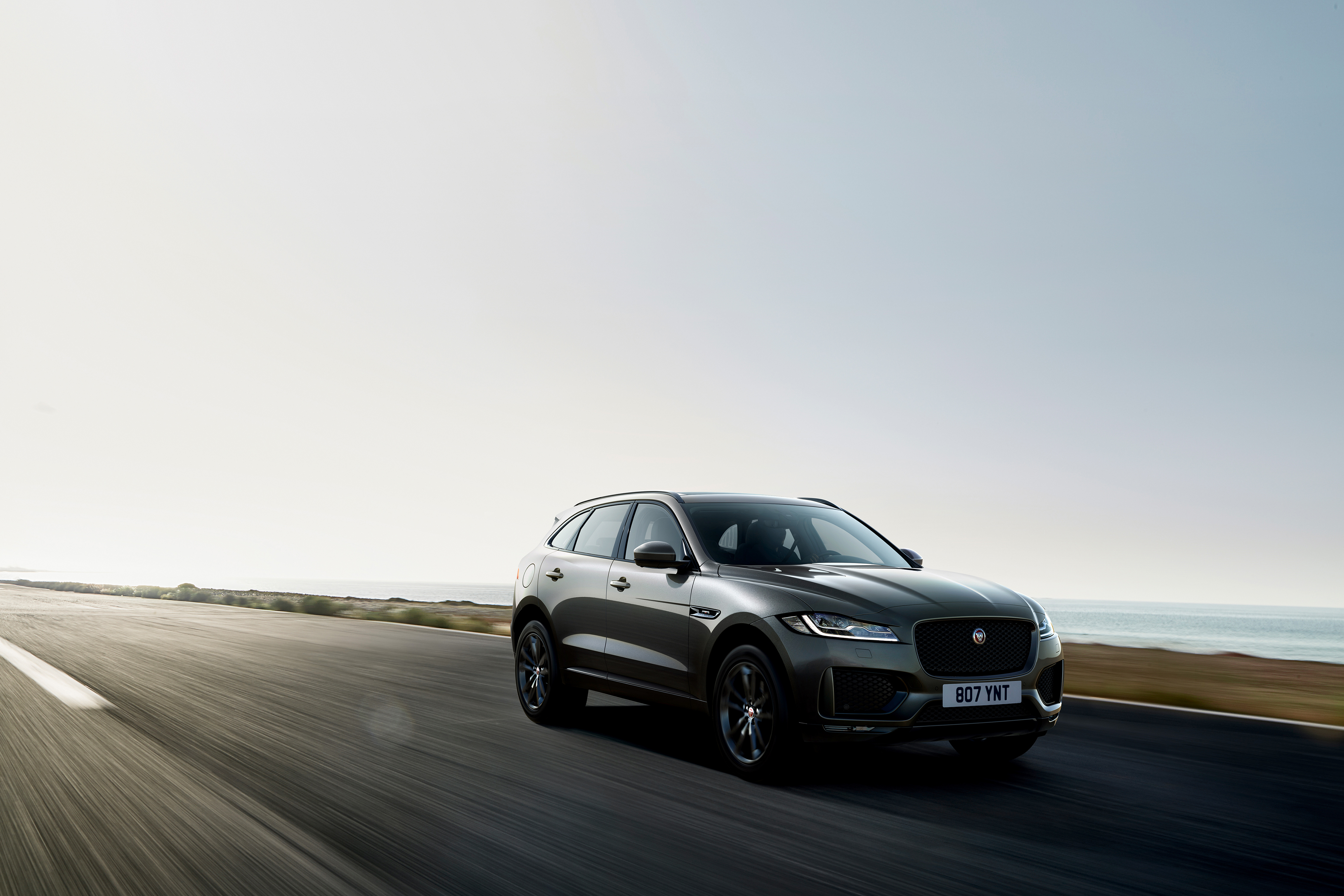 2020 Jaguar F Pace Bumps Up Prices Adds 2 Limited Edition Trims
