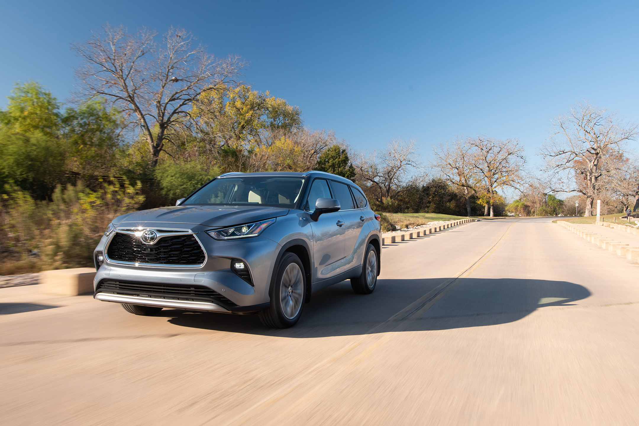 2020 Toyota Highlander Well Equipped But Whoa Nelly Priced