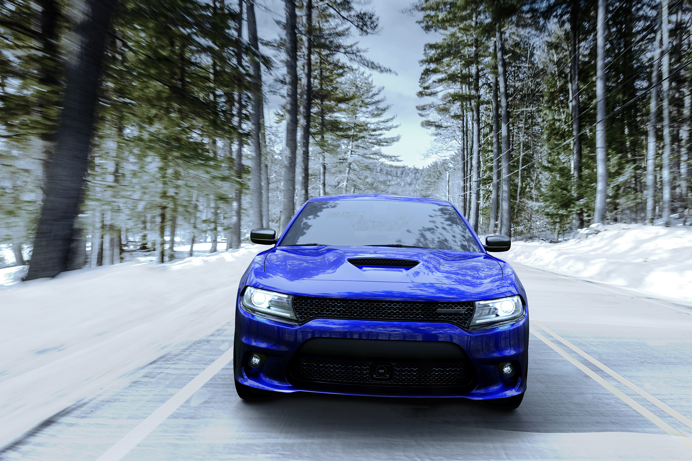 Dodge Flexes Its Winter Muscle With 2020 Charger GT AWD