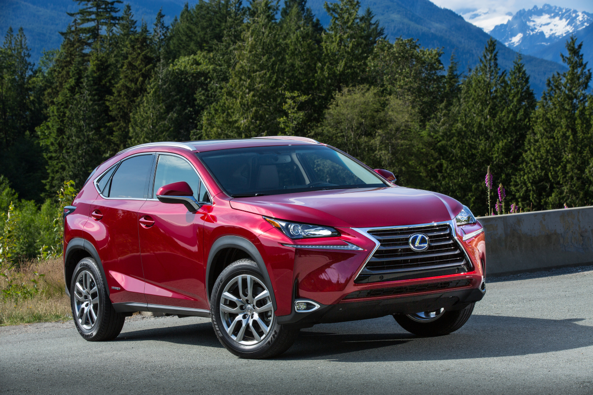 2019 Lexus NX Knocks It Outta the Park in Crash Tests