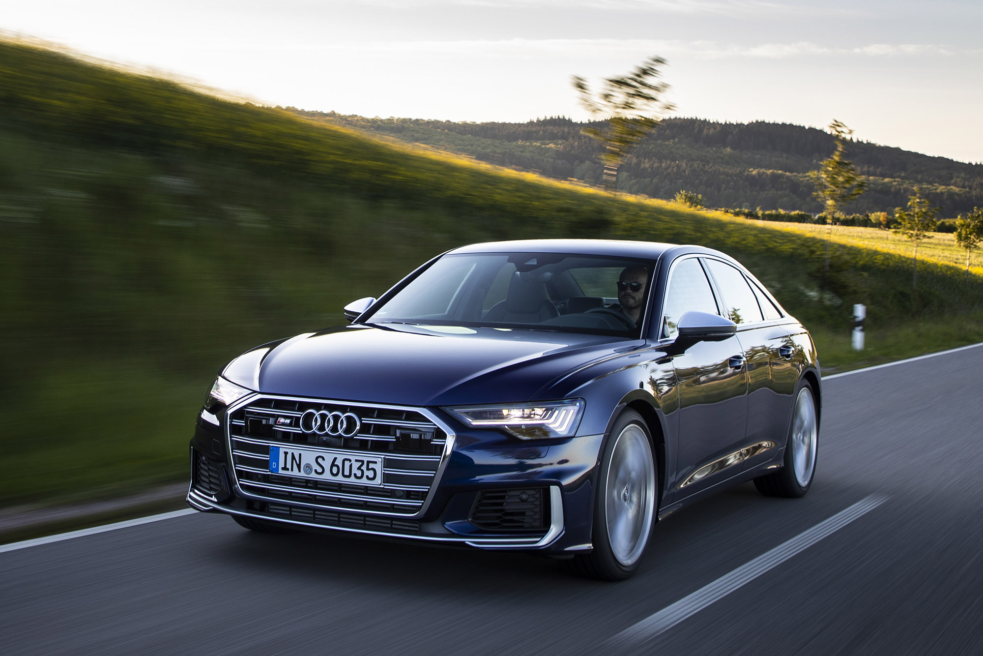 2020 Audi S6 Returns to Spice Up A6 Sedan Lineup