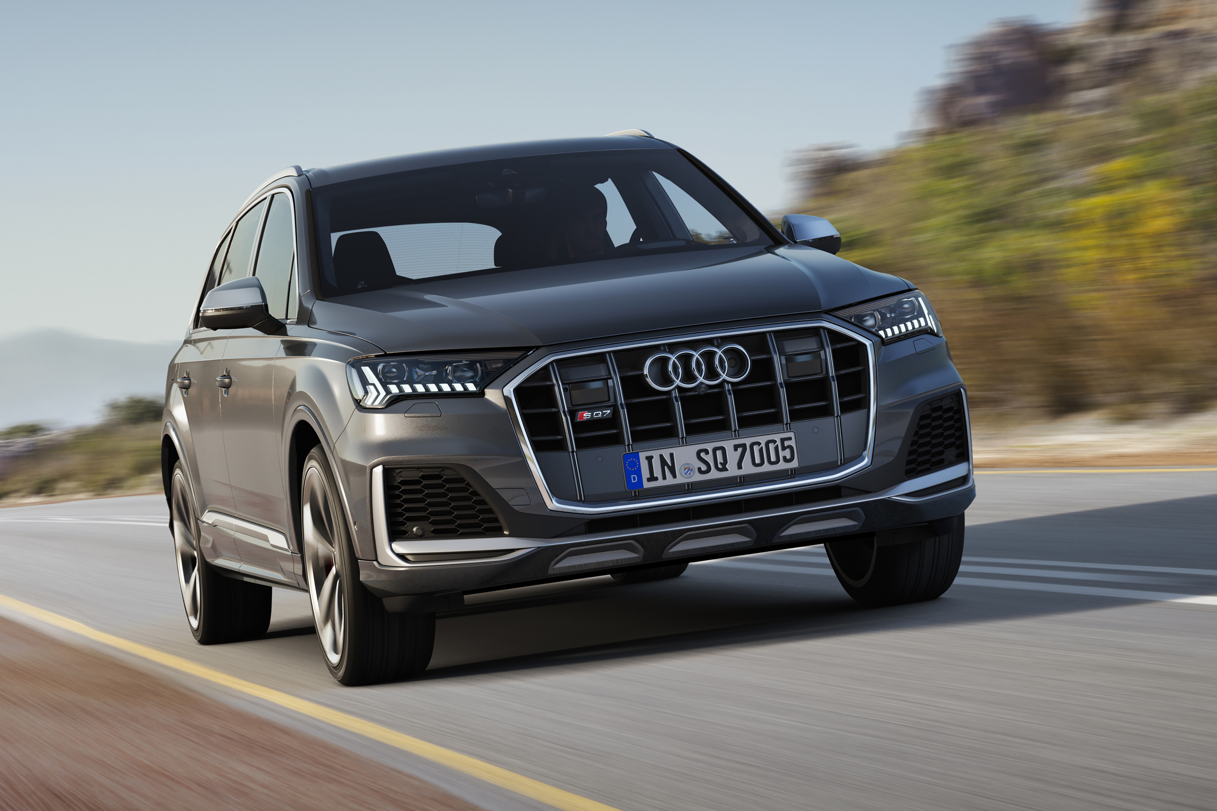 2020 Audi SQ7 OEM