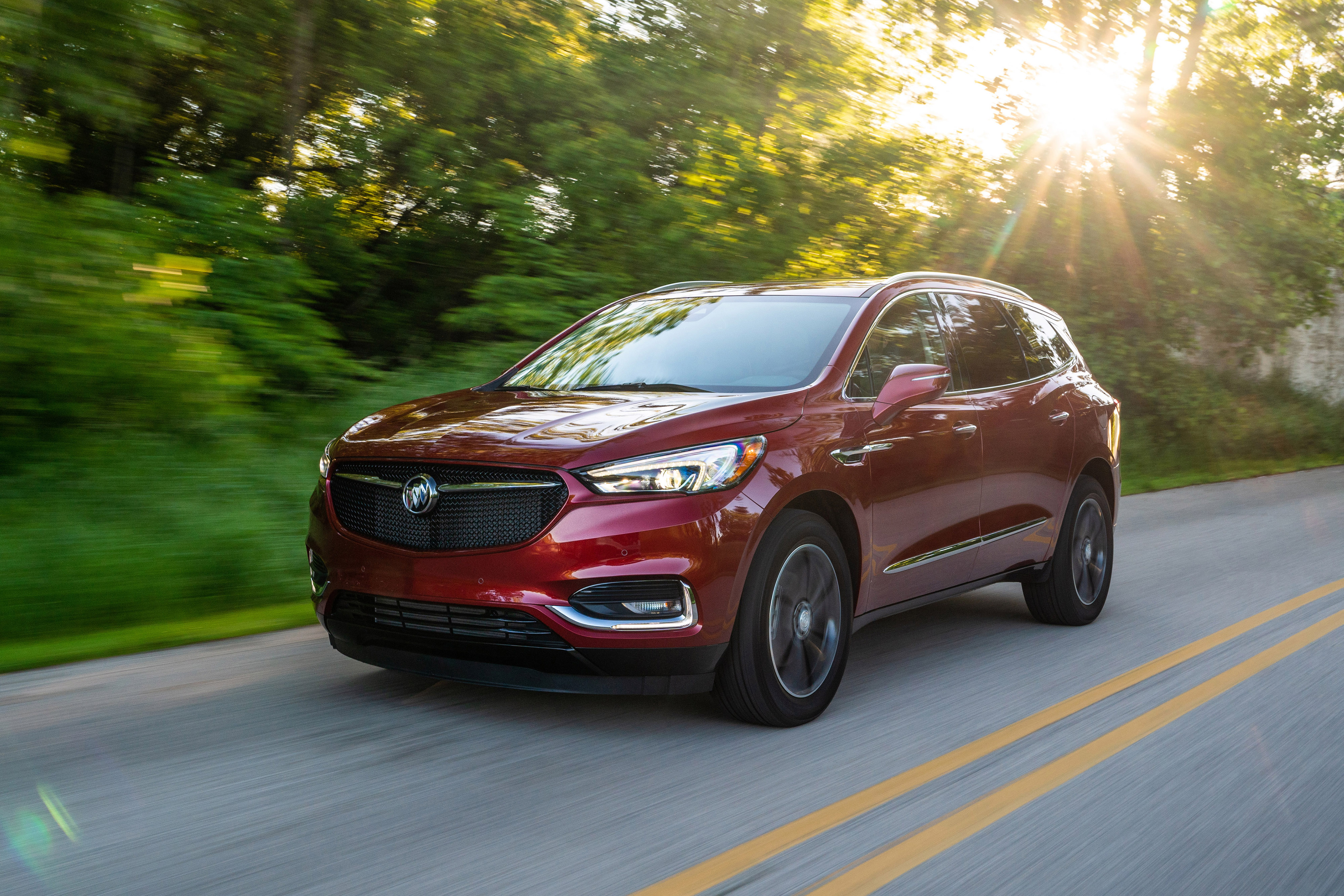 2020 Buick Enclave Steps Up Its Game to Face Hyundai Palisade, Kia Telluride