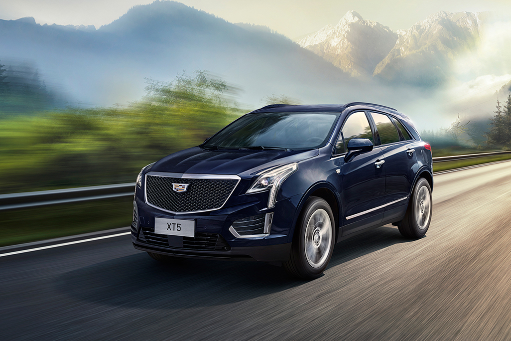 2020 Cadillac XT5 Could Be End of CUE Touch Controls (Pretty Please?)