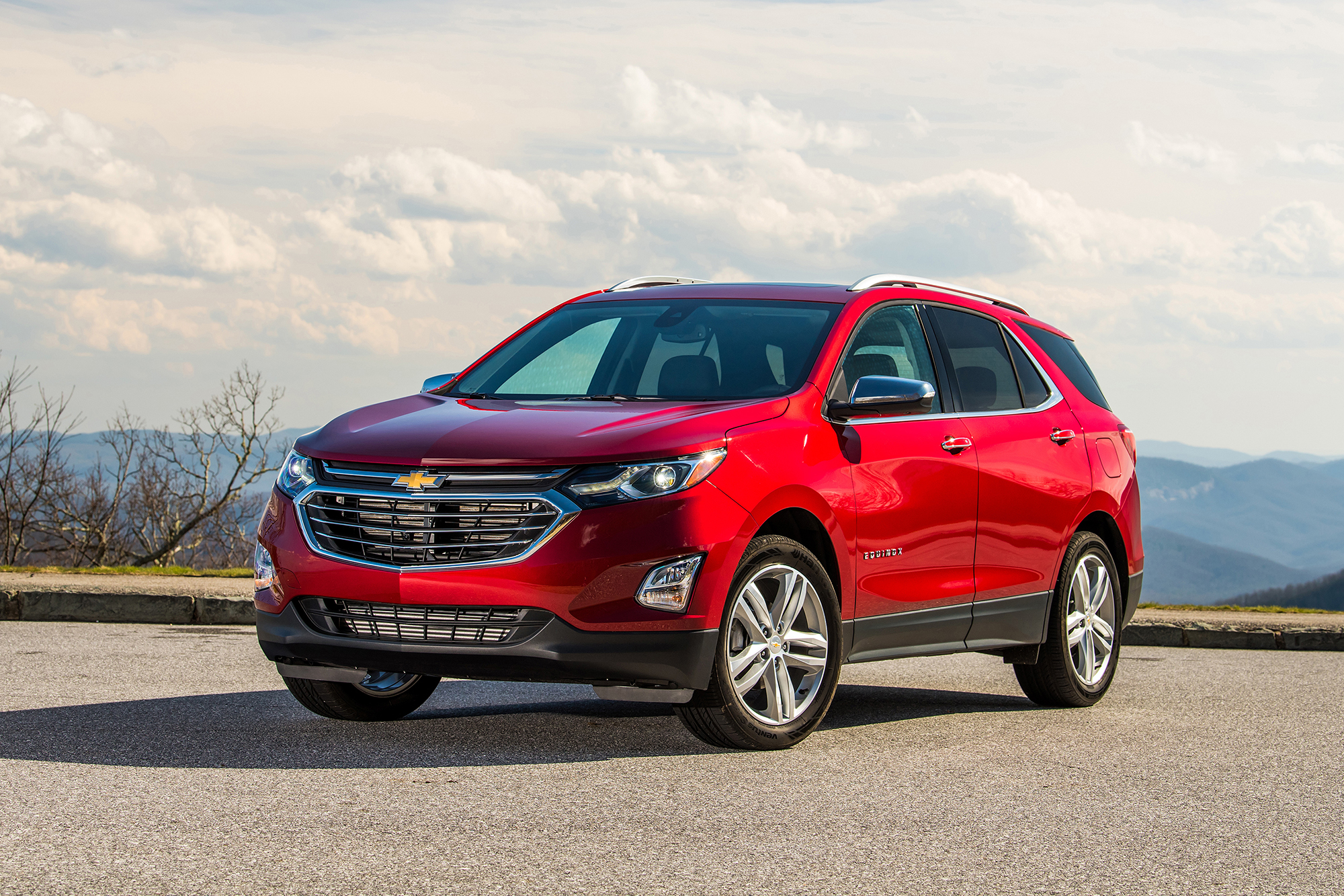 2020 Chevrolet Equinox Ups Its Safety Award Count