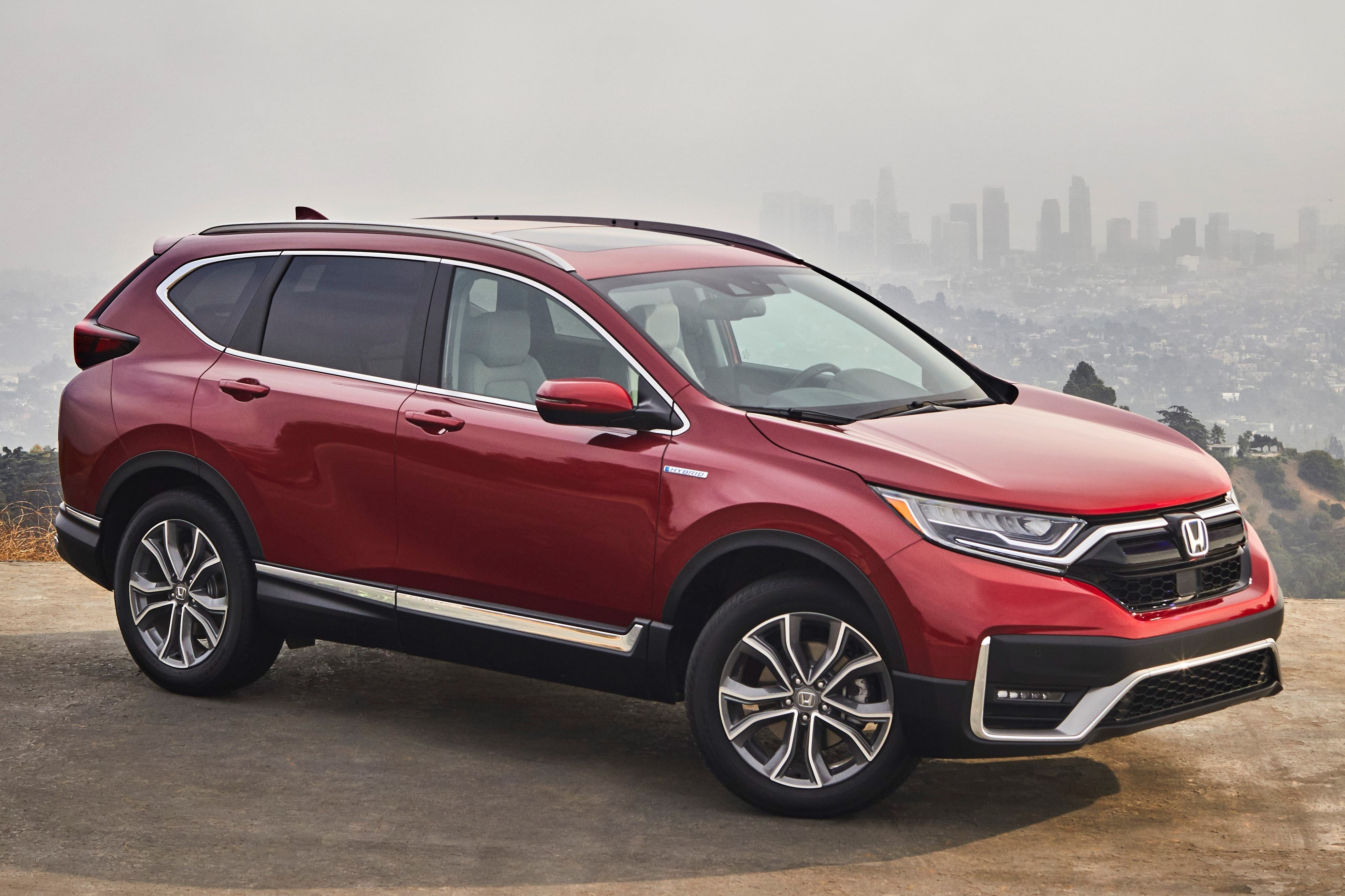 2020 Honda Cr V Hybrid Lower Price Lower Mpg Than Escape Rav4