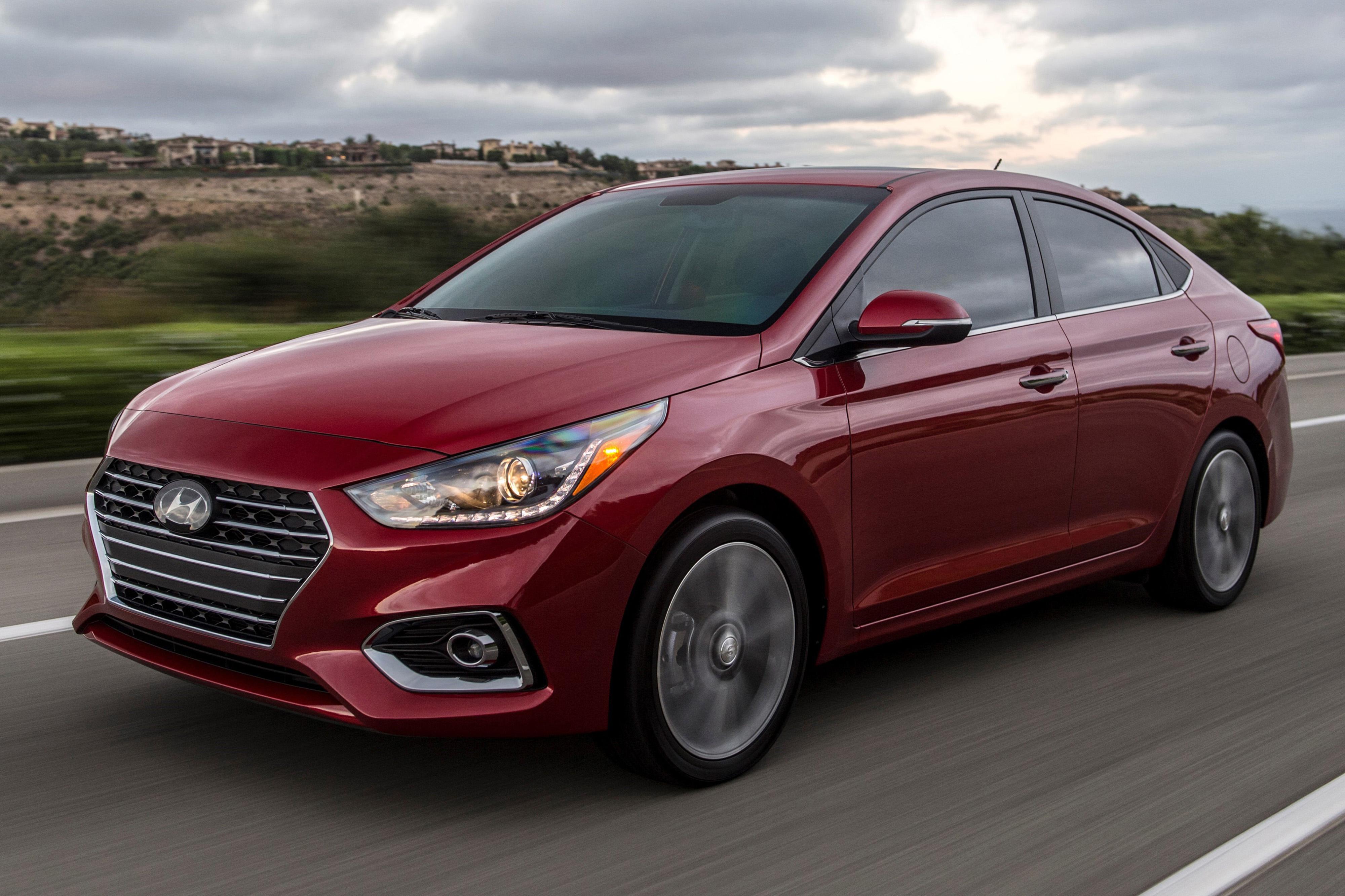 2020 Hyundai Accent Gets Big Mileage Boost, Small Price Bump