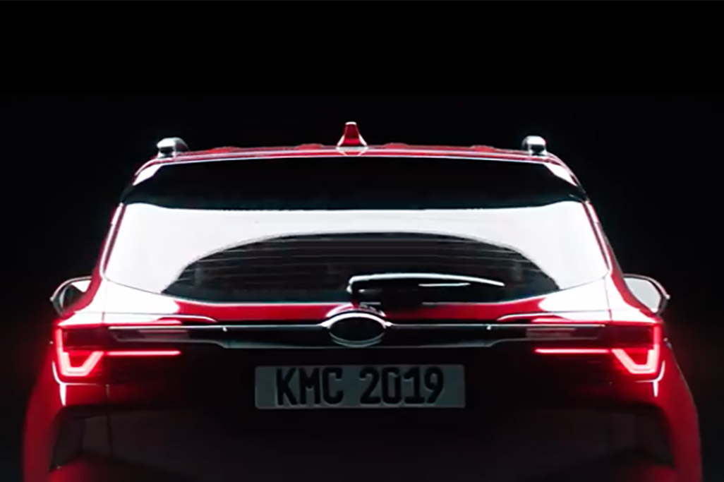 2020 Kia Seltos Teases a Little More on Way to Baring It All This Week
