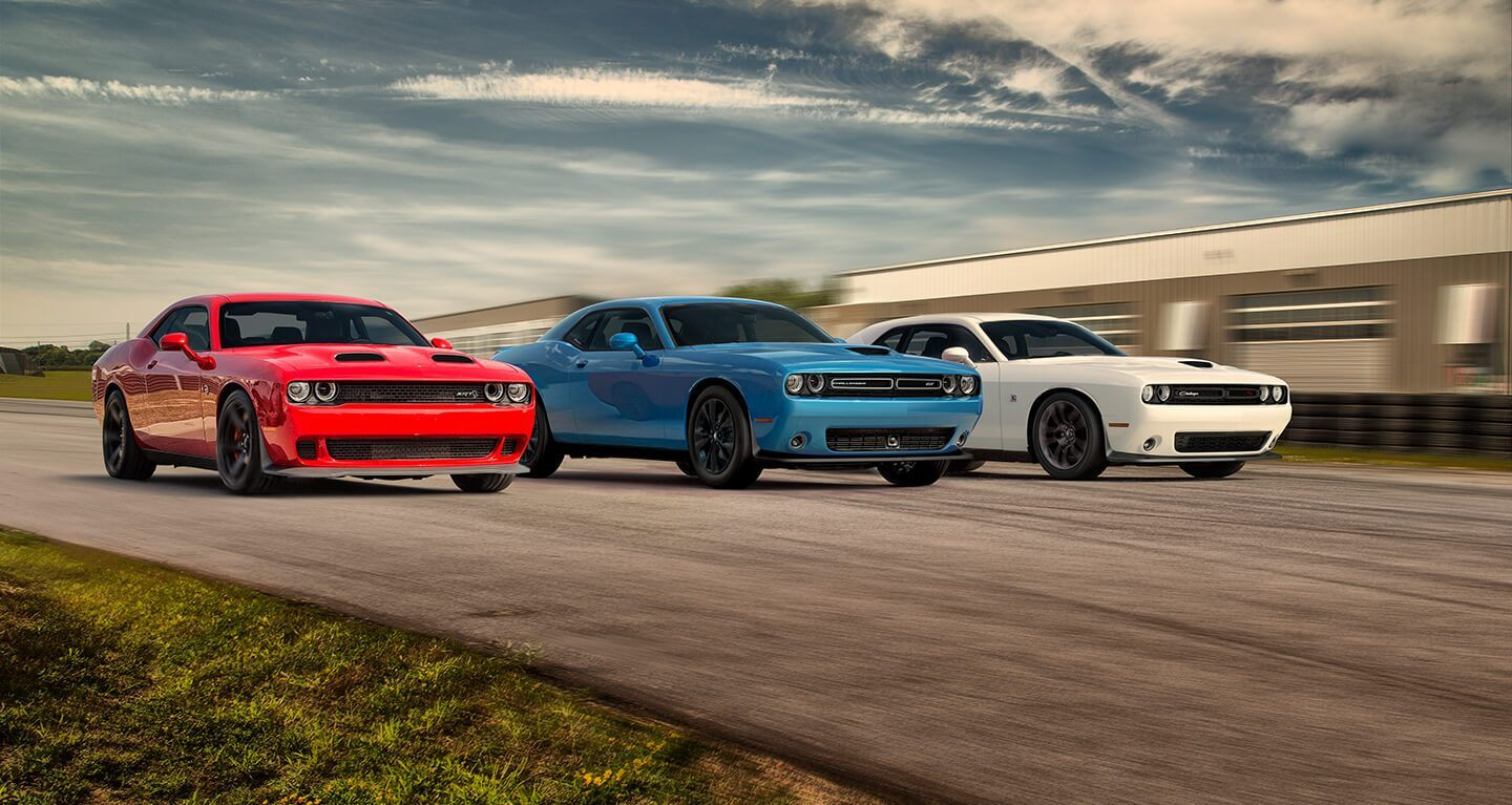 The 2020 Dodge Challenger Breaks Through the Limits of Power and Performance