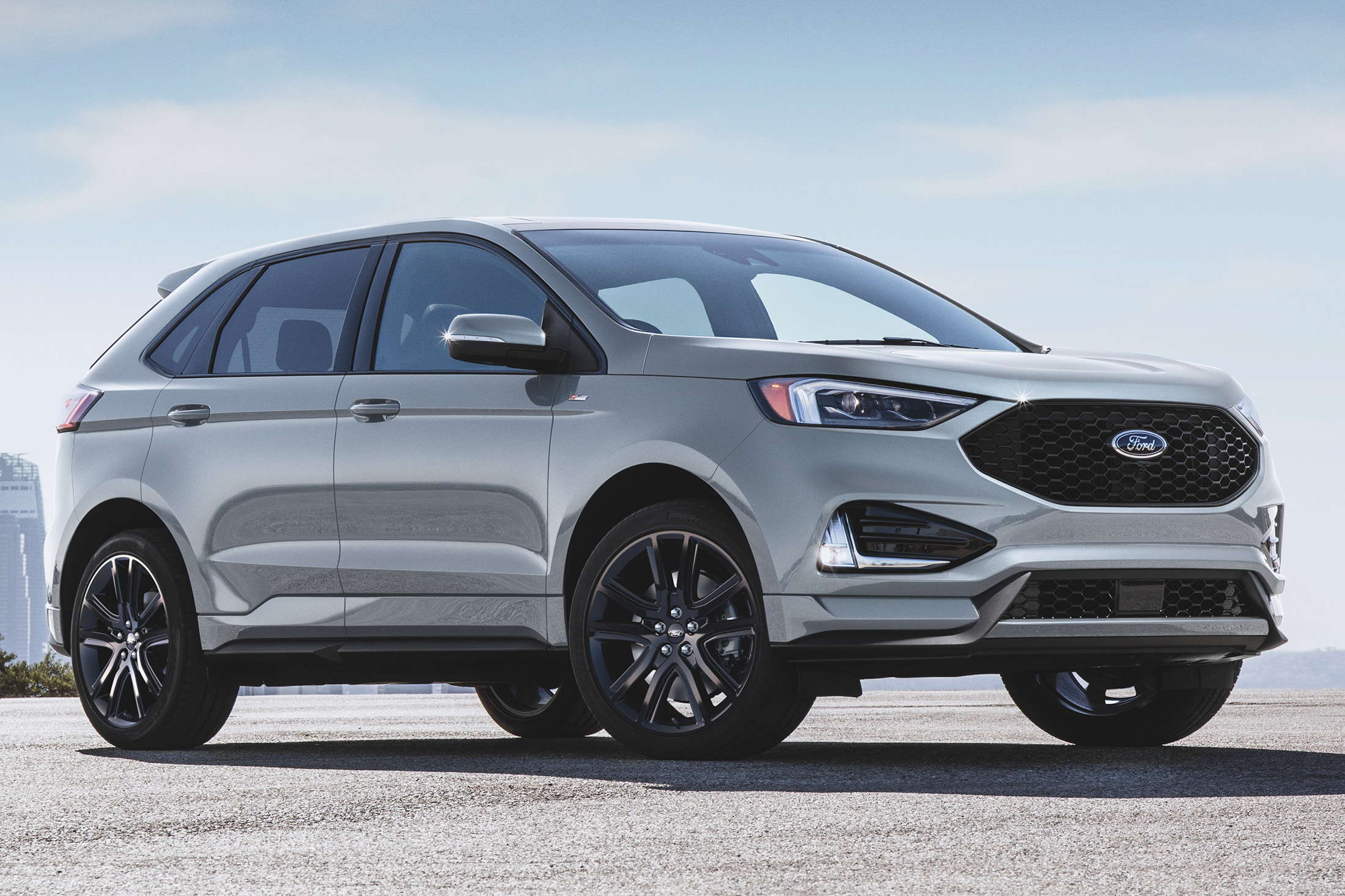 2020 Ford Edge ST-Line: An Edge With Less of an Edge