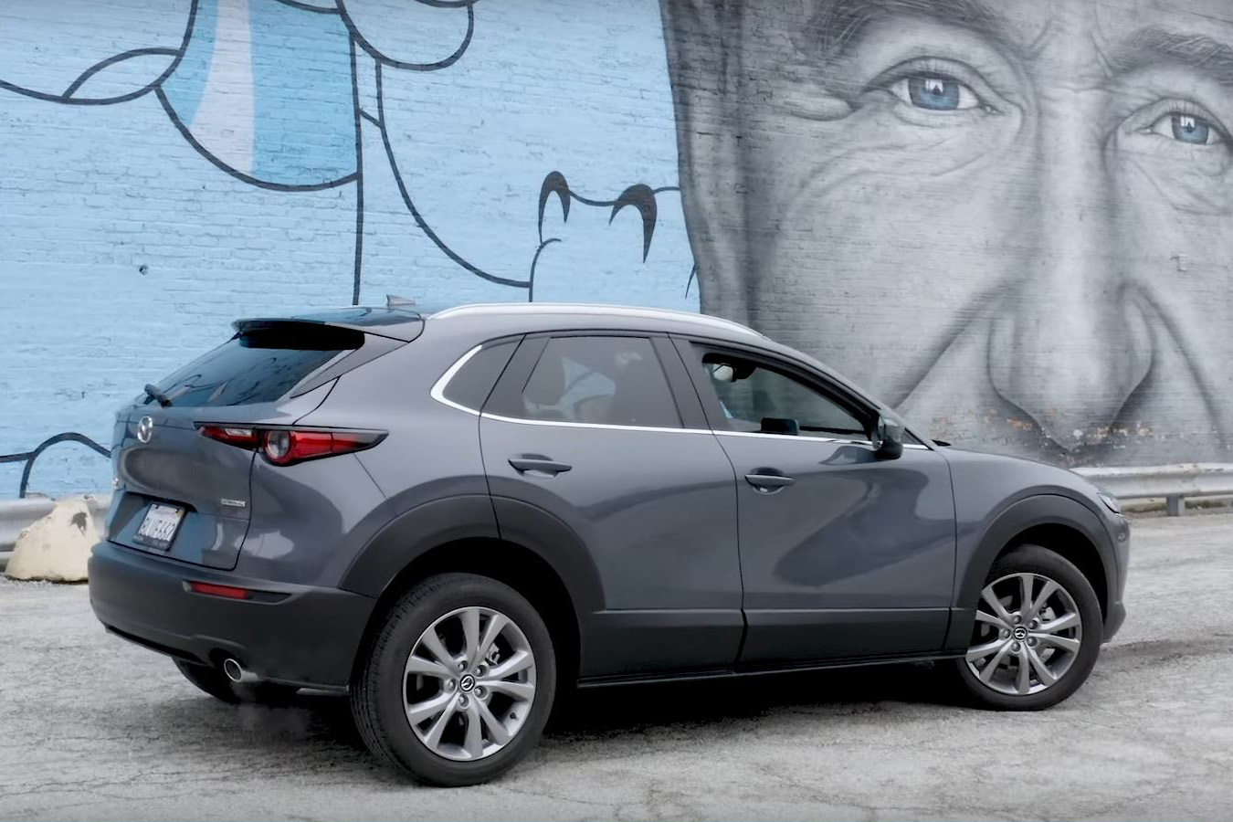 2020 Mazda CX-30 Test-Drive Video: A Better Fun-Size Fit? | News from Cars.com
