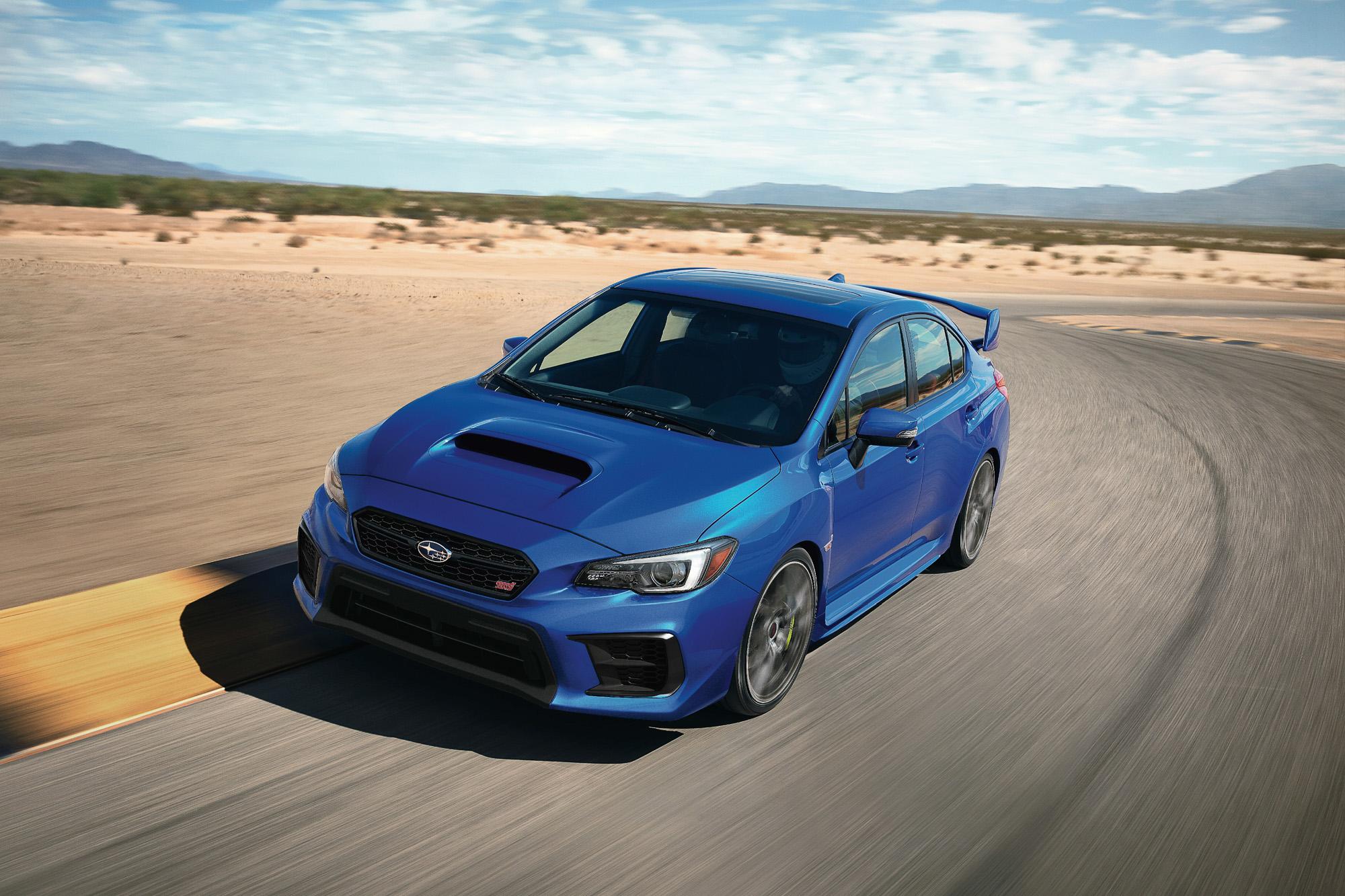 2020 Subaru BRZ Gets Spendier to Start, WRX and WRX STI ...