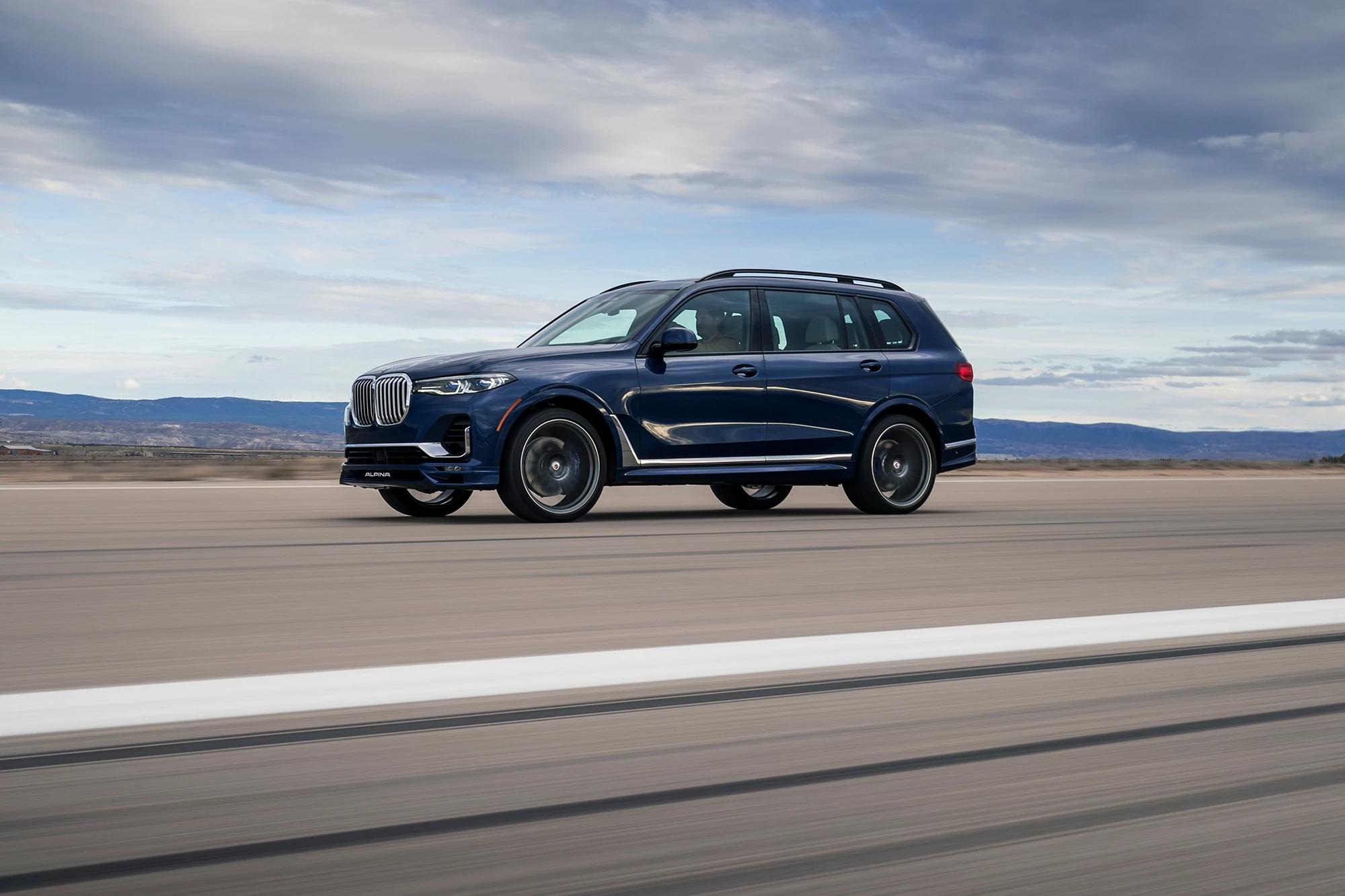 2021 BMW Alpina XB7: Big SUV, Big Performance, Big Price