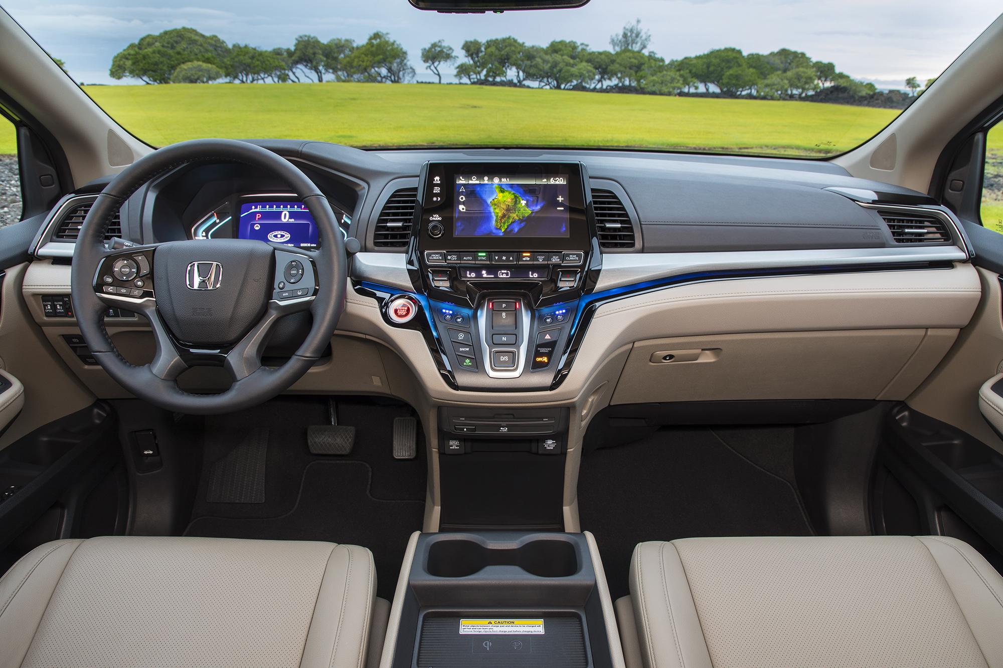 2020 Honda Odyssey Review.2020 Honda Odyssey Celebrates 25th Birthday With
