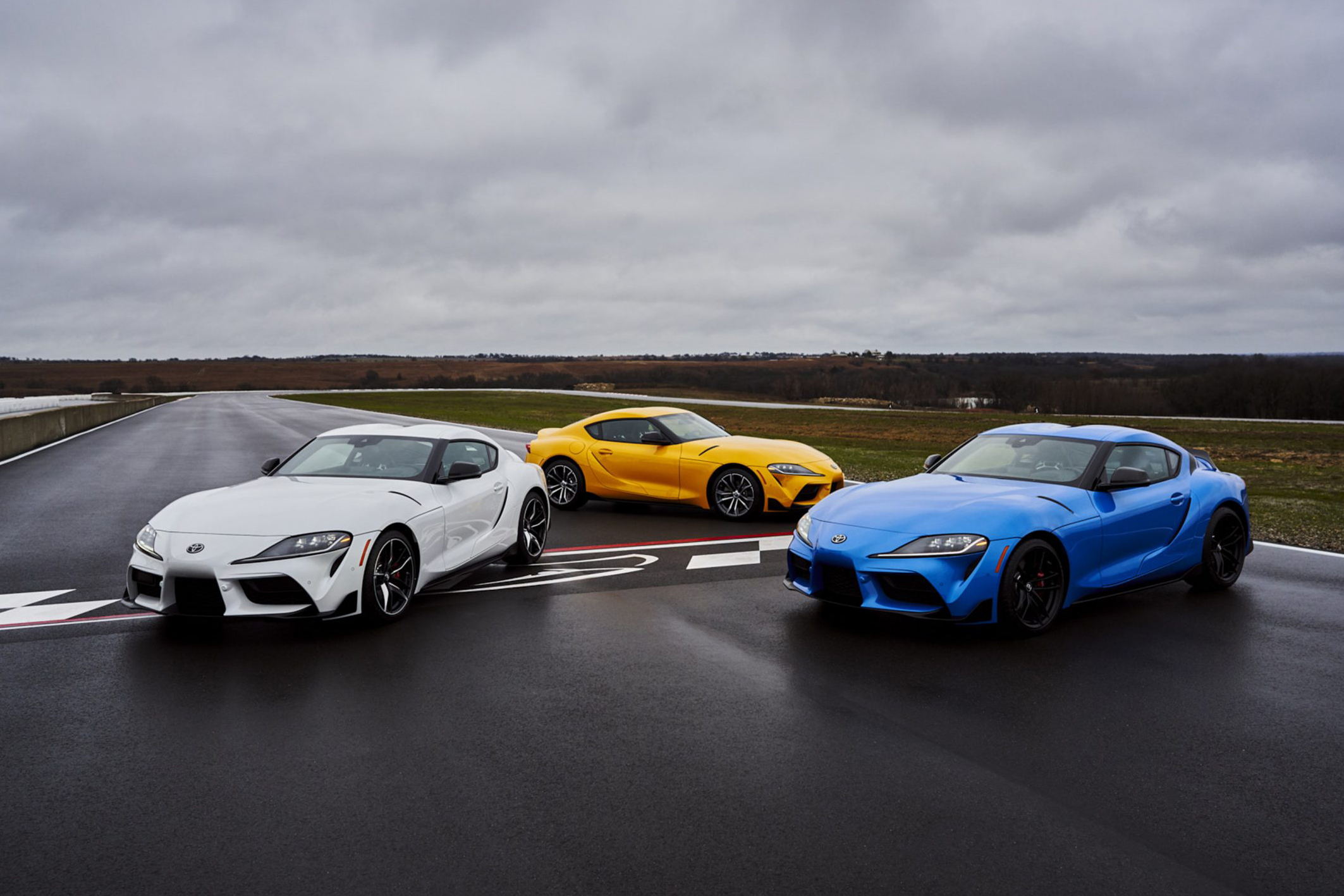2021 Toyota Supra Makes a Power Play