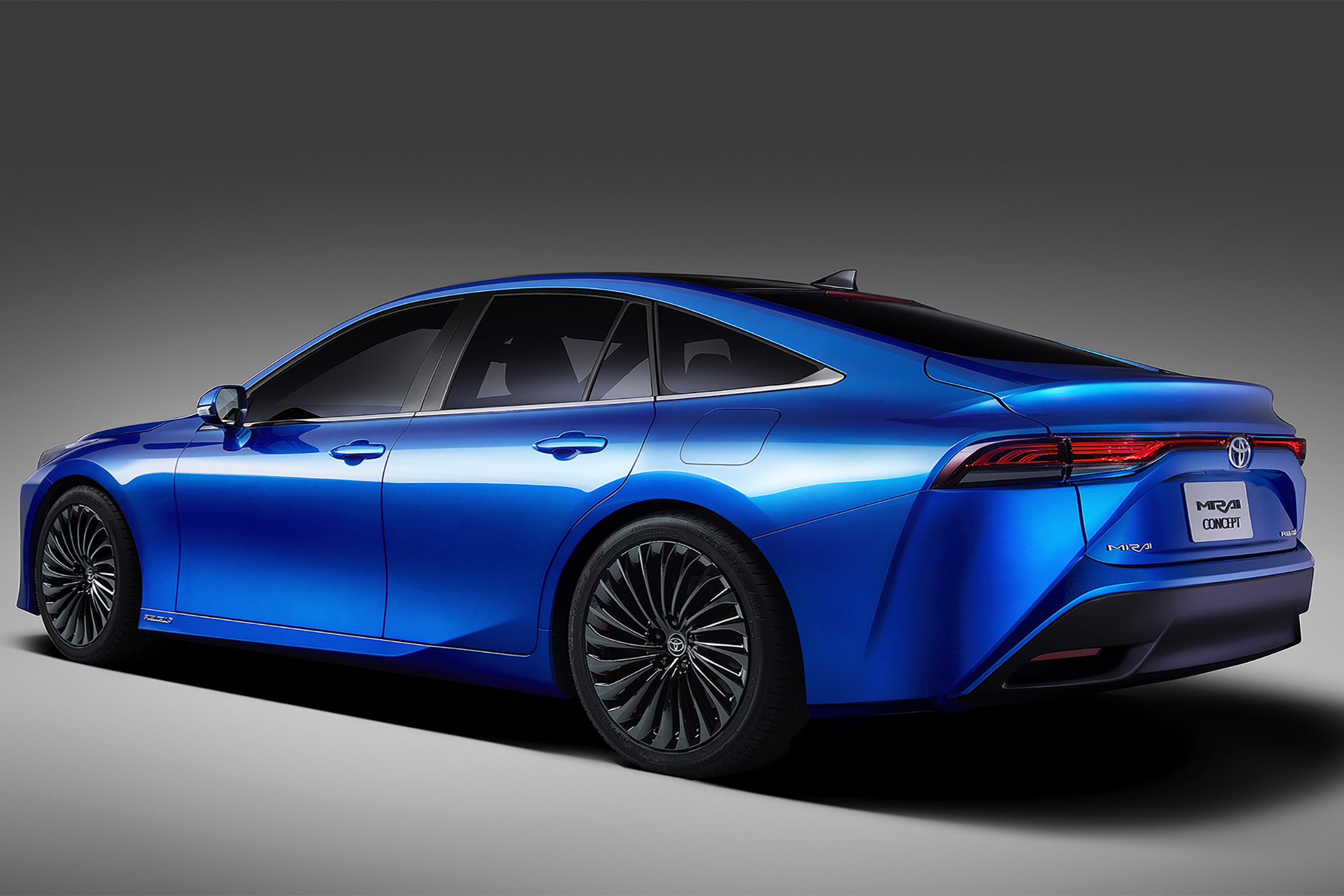 Next-Gen Toyota Mirai Fuel-Cell Electric Car Uses 'Lex' Appeal to Attract Suitors