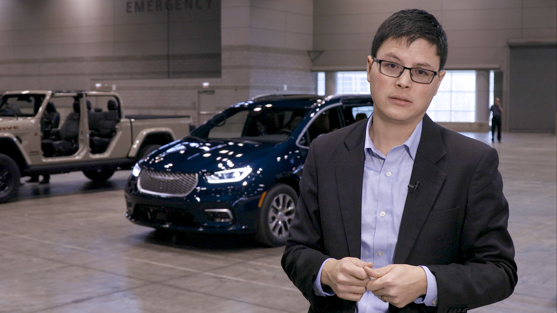 2021 Chrysler Pacifica Video: Sorry, Sienna, This Is the ...