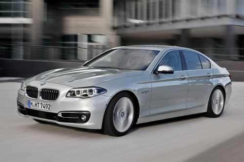 2014 BMW 5 Series: What's Changed | News | Cars com