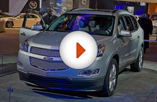 2008 Chicago Auto Show: 2009 Chevy Traverse Video