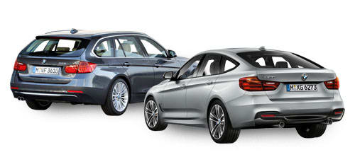 Why Buy A Bmw 3 Series Hatchback When There S A Wagon News Cars Com