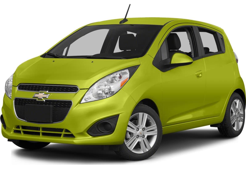 Recall Alert: 2014-2015 Chevrolet Spark, 2015 Chevrolet
