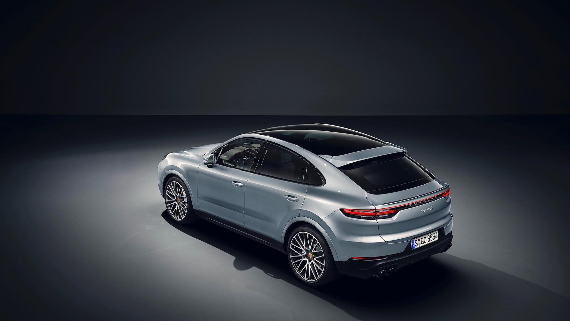 2020 Porsche Cayenne S Coupe: 3 Things You Should Know