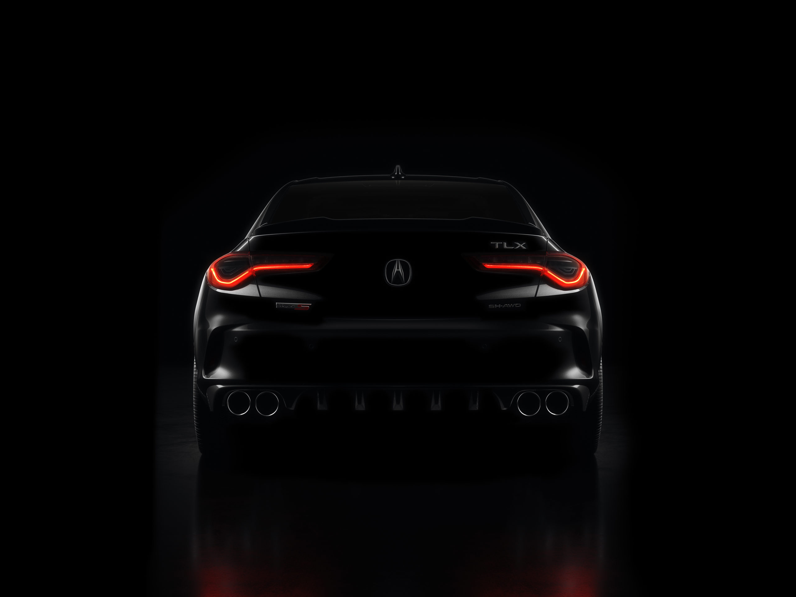 Acura Teases All-New 2021 TLX, Return of Type S to Lineup