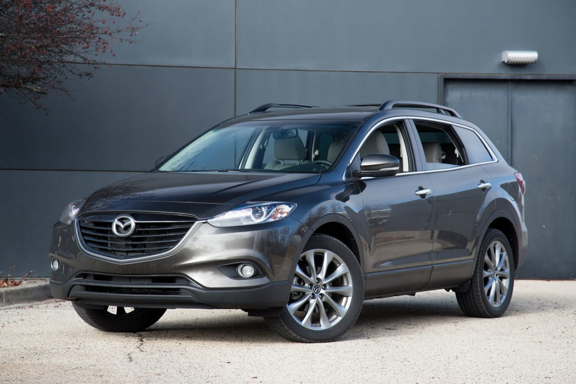 2015 Mazda Cx 9 Review News Cars Com