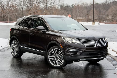 Lincoln Black Label >> How Swanky Is The Lincoln Mkc Black Label News Cars Com