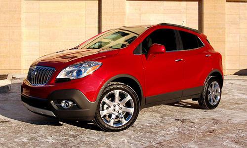 2013 Buick Encore: First Drive | News | Cars.com