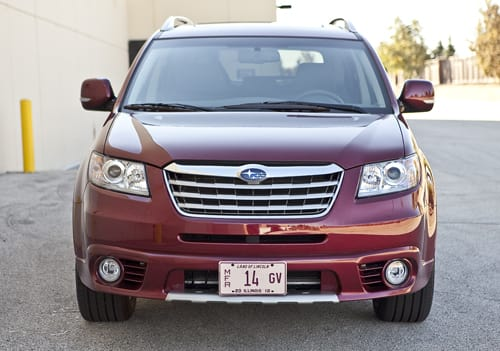 Cars Com Reviews >> Cars Com Reviews The 2011 Subaru Tribeca News Cars Com