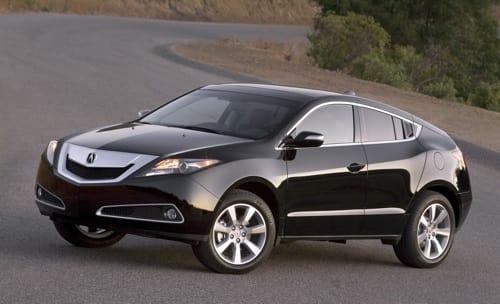 Acura Zdx For Sale >> 2010 Acura Zdx On Sale Dec 15 News Cars Com