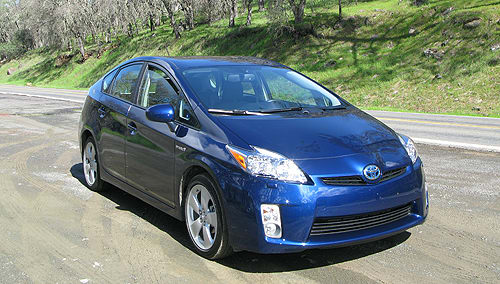 2010 Toyota Prius Trim Levels Will Be Confusing | News