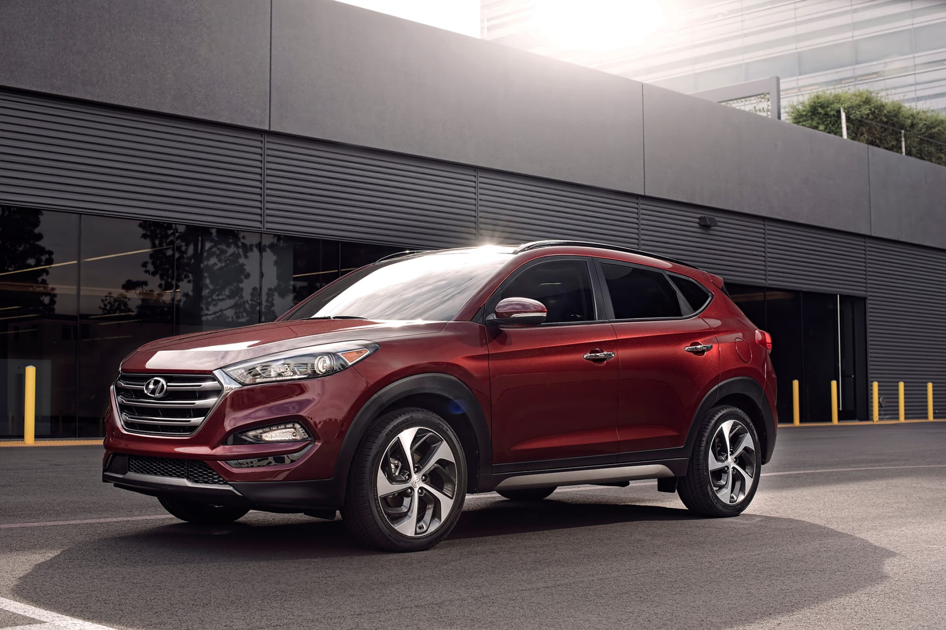 Redesigned 2016 Hyundai Tucson Starts At 23 595 Goes On Sale Late