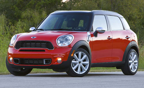 2011 Mini Cooper Countryman Priced At 21650 Up To 35 Mpg News