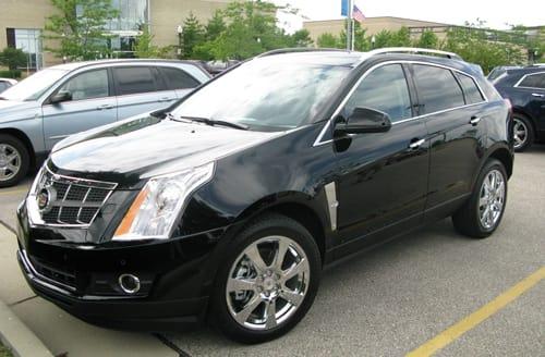 2010 Cadillac SRX: First Drive | News | Cars.com