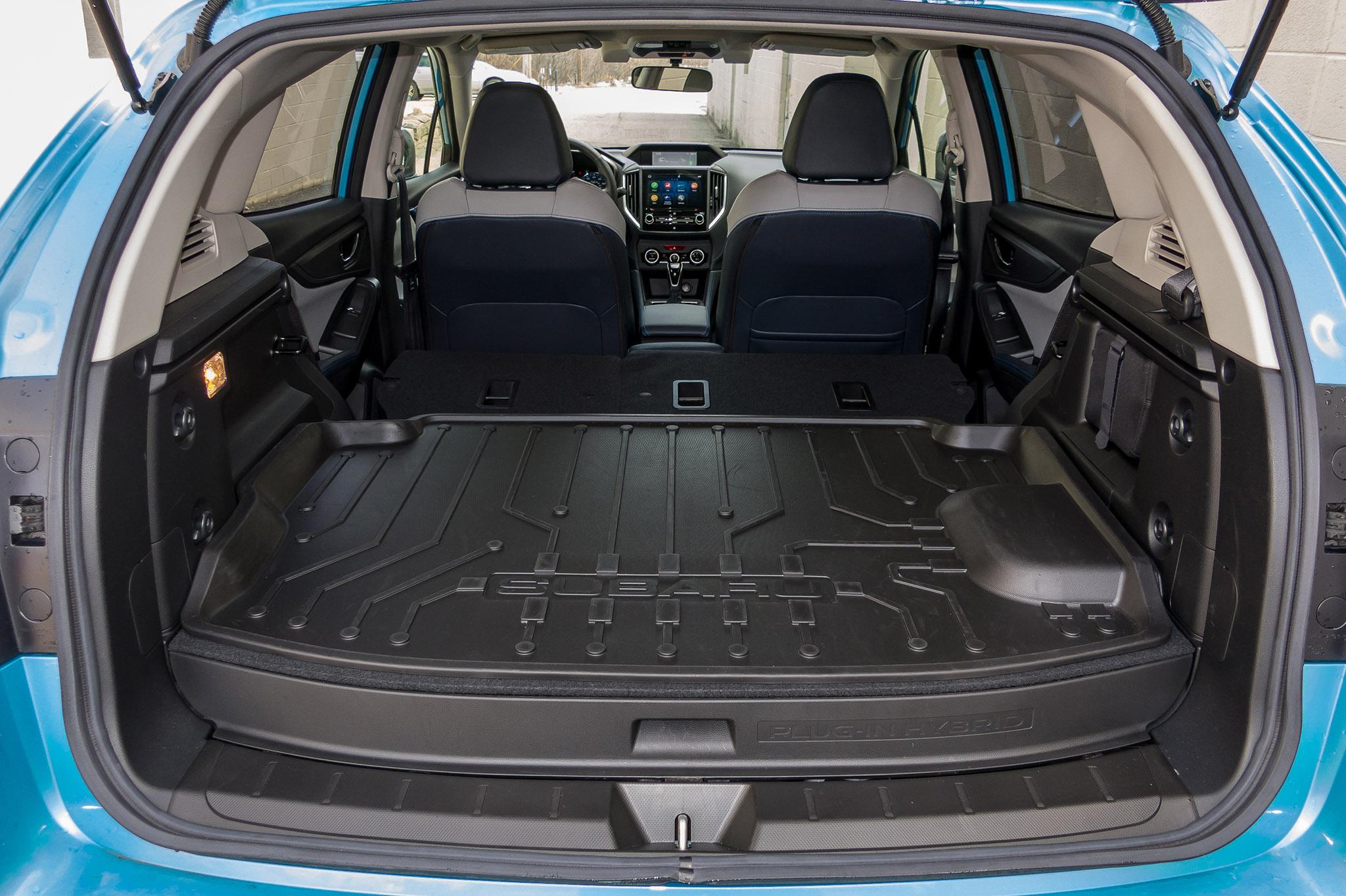2019 Subaru Crosstrek Hybrid Review More Efficient Less