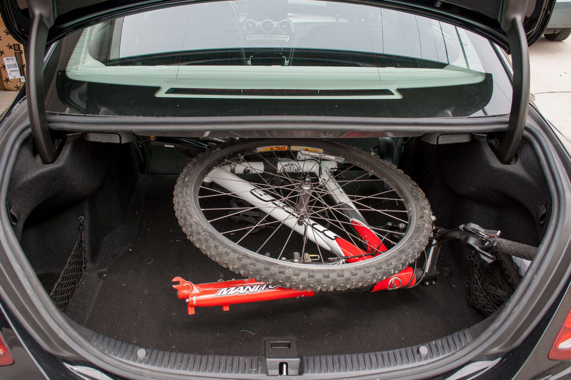 What Can You Fit In A Mercedes Benz C Class Trunk News